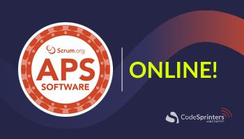 Applying Professional Scrum for Software Development