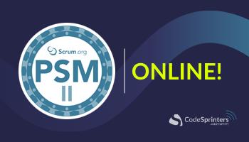 Online Professional Scrum Master II